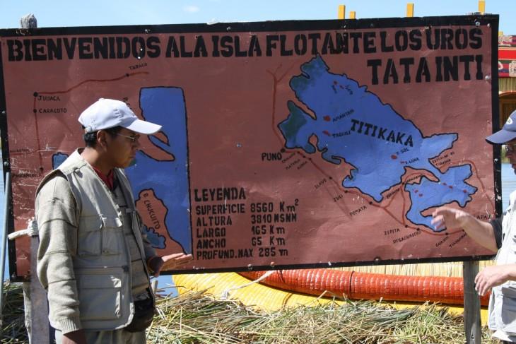 Bienvenidos a Titicaca