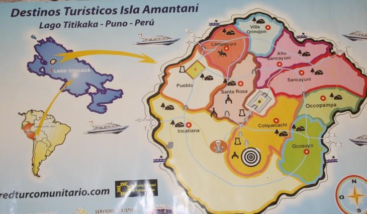 Amantani saari