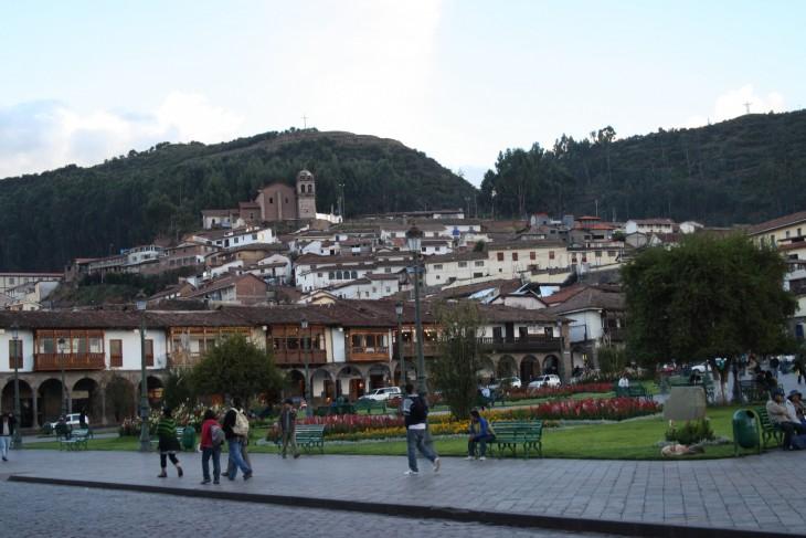 Cuscon keskusaukio