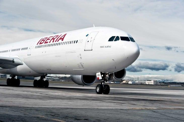 Iberian kone kuva: Flynews.es