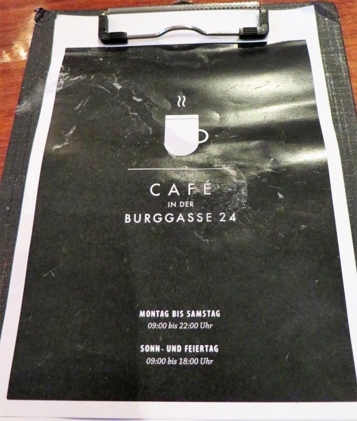 Cafe Burggasse