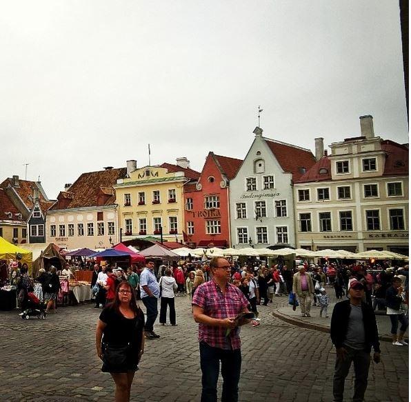Raatihuoneentori, Tallinna