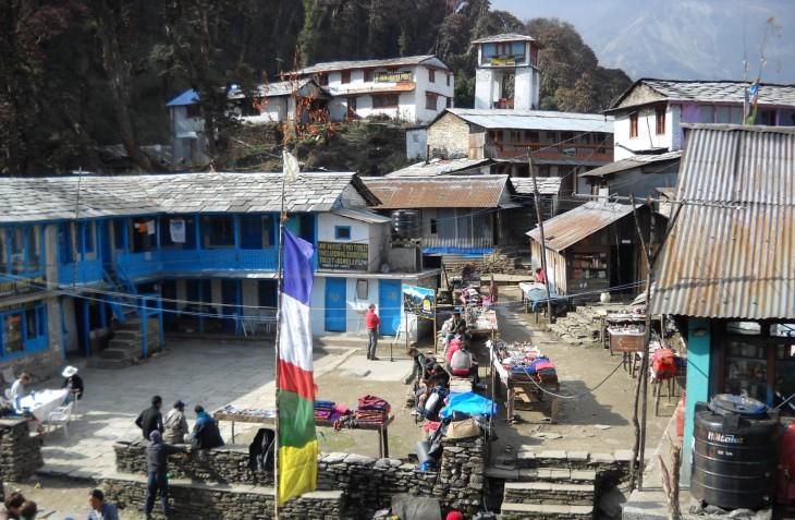 Tadapanin kylä