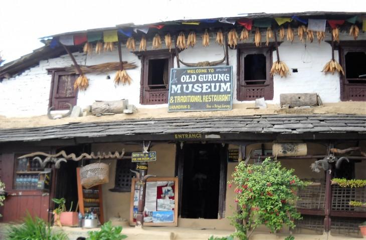 Gurung museo