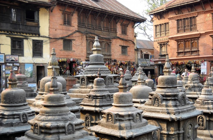 Swayambunath_stupa