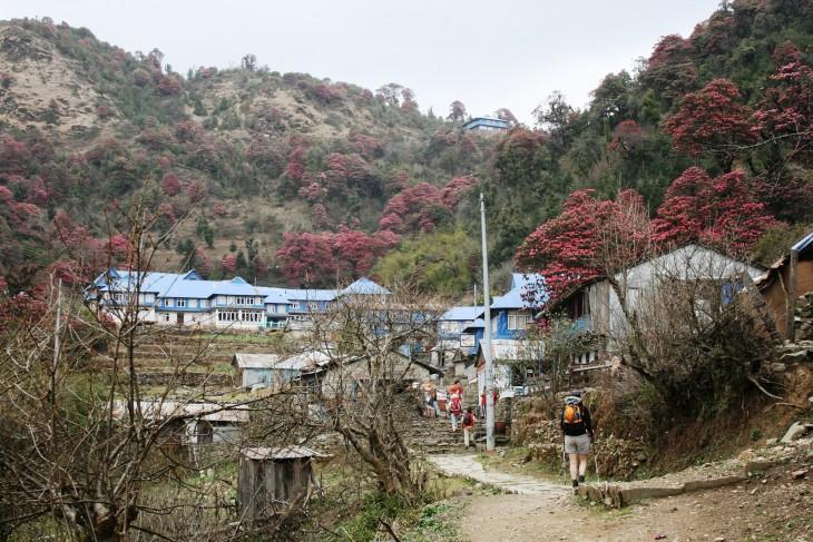 Ghorepanin kylä