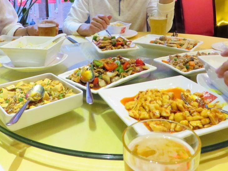 kiinalainen ravintola lontoossa