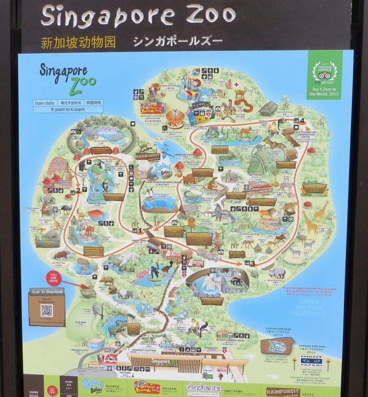singapore_zoo_map