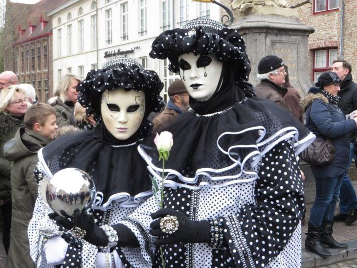 Les Costumés de Venise
