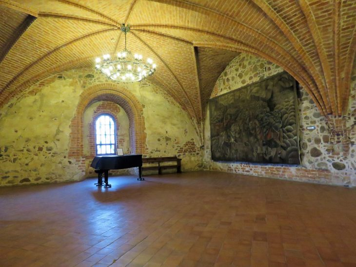 trakai great hall