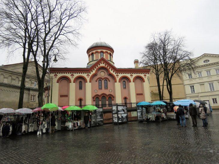 vilna pyhan paraskevan ortodoksikirkko