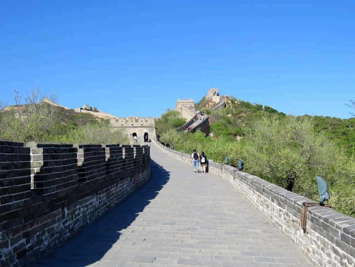 Badaling the great wall