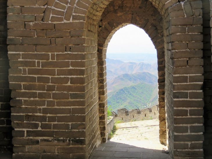 china badaling ancient