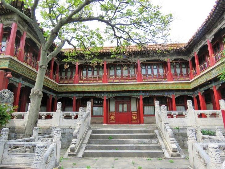 keisarillinen puutarha peking