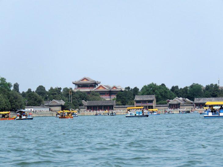 peking kesäpalatsi kumningen lake