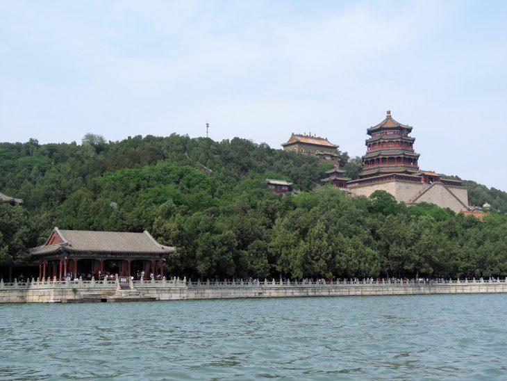 peking kesäpalatsi kunmingen lake