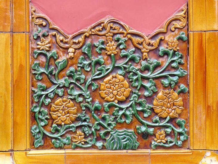 peking kielletty kaupunki koristeita