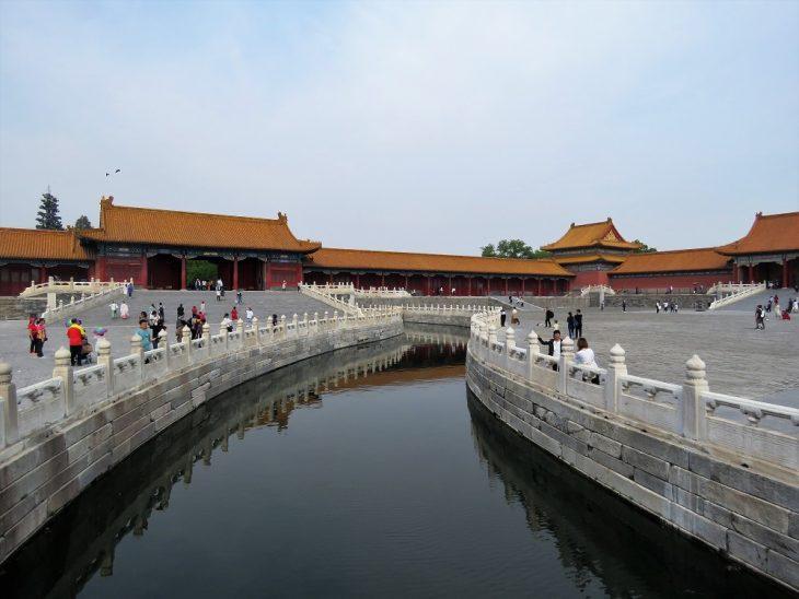 peking kielletty kaupunki kultainen joki