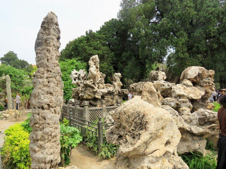 peking kielletty kaupunki puutarha