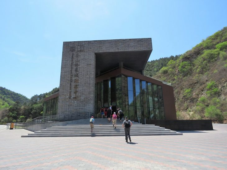 jinshanling_visitor_center