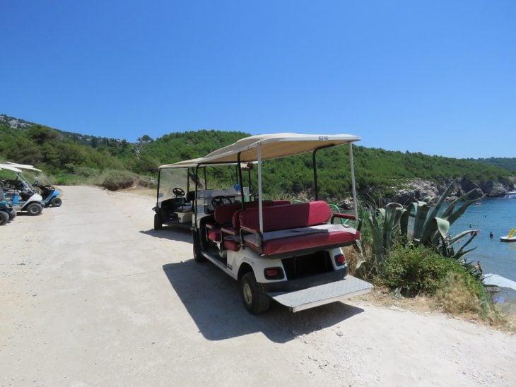 golfkärry_sunjin rannassa