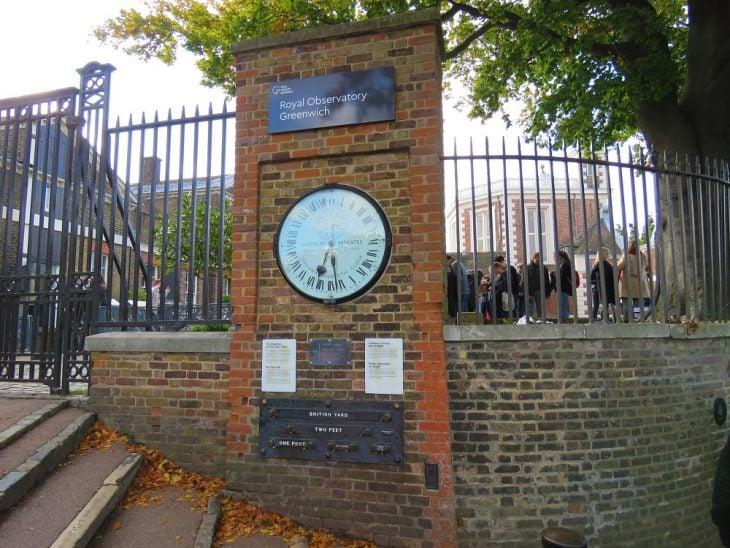 24 tunnin kello Royal observatory Greenwich