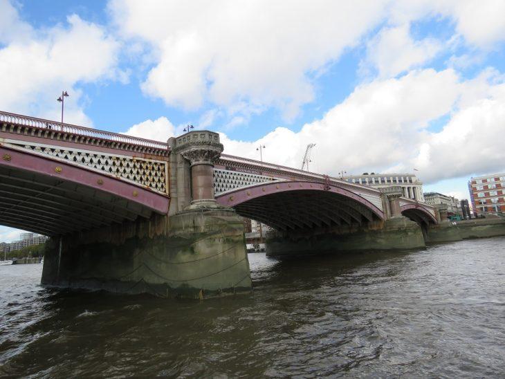 Albert bridge, Thames