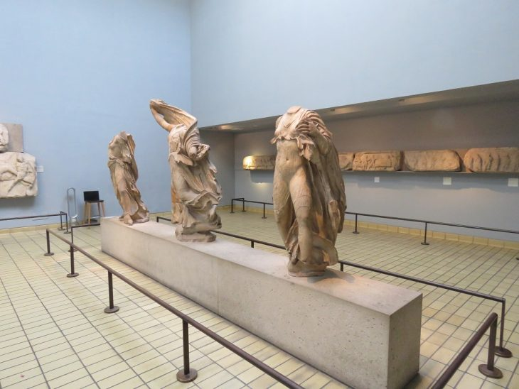 Antiikin kreikan veistoksia