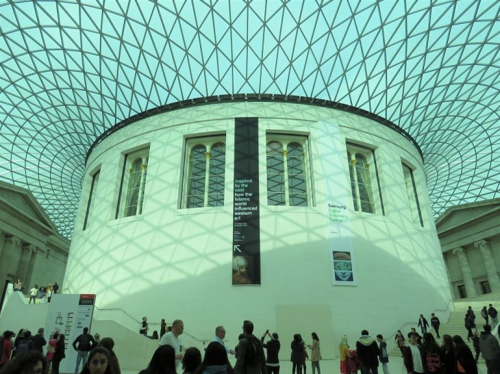 Great court_british museum