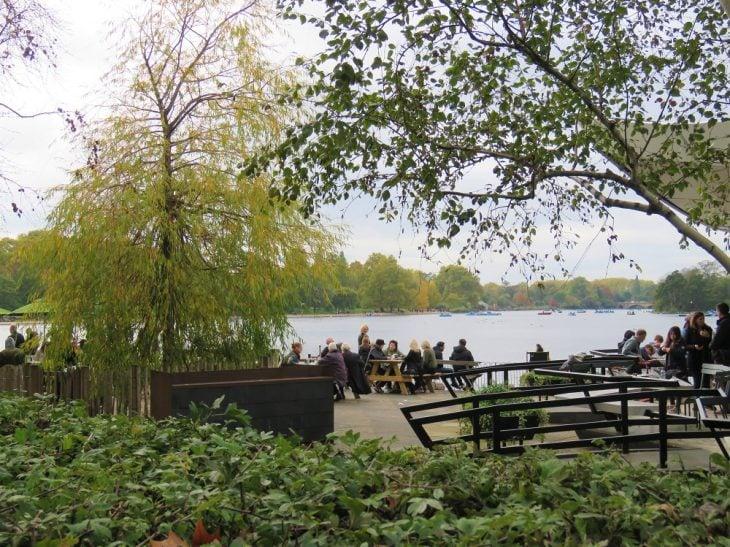 Hyde park kahvila