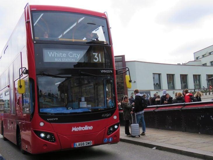 Lontoon bussi
