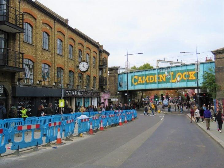 Camden town katukuvaa