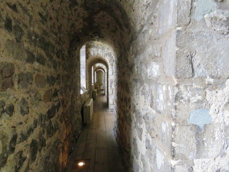 Towerin linnan käytävä