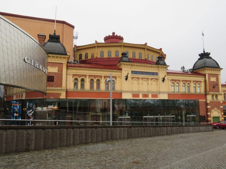 Circus Djurgården