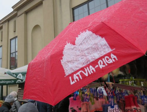Riika sateenvarjo