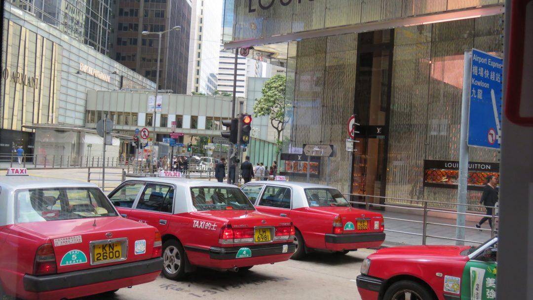 Hongkongin taksit