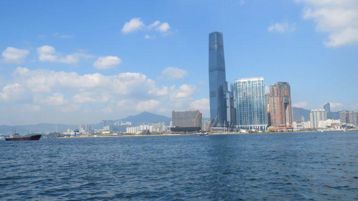 Star Ferry lautalla Kowlooniin