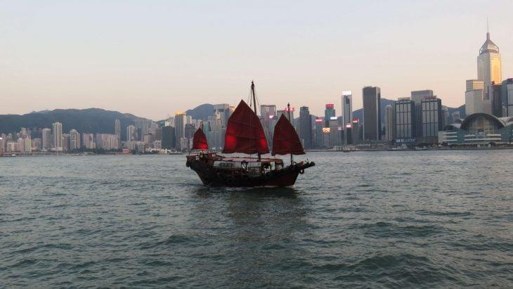 džonkki hongkong