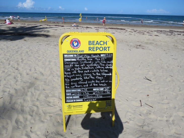 four-mile-beach-report