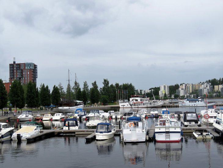 Jyväskylän sataman laivat