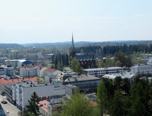 mikkeli-nakyma-tuomiokirkolle