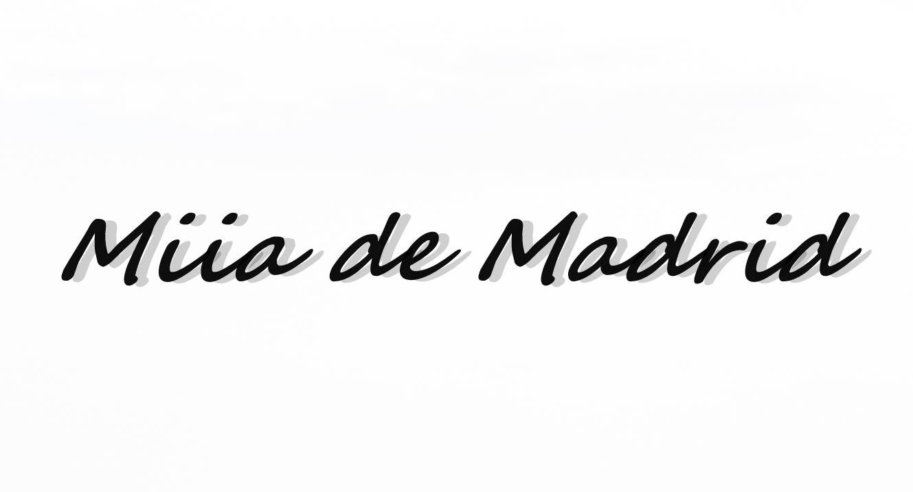 Miia de Madrid