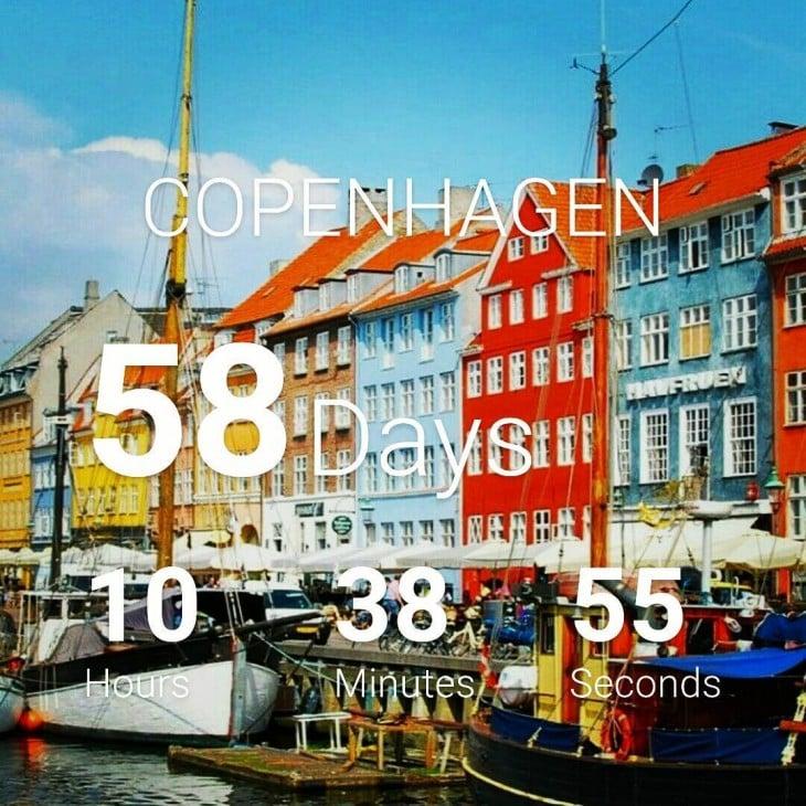 Two months to go! @tiinaidamaria #travelplans #copenhagen #denmark #weekendgetaway