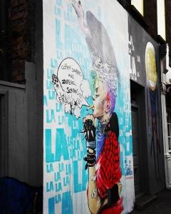 Street art in London November 2016    hellip