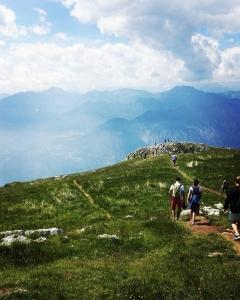 This place was just     montebaldo mountainhellip