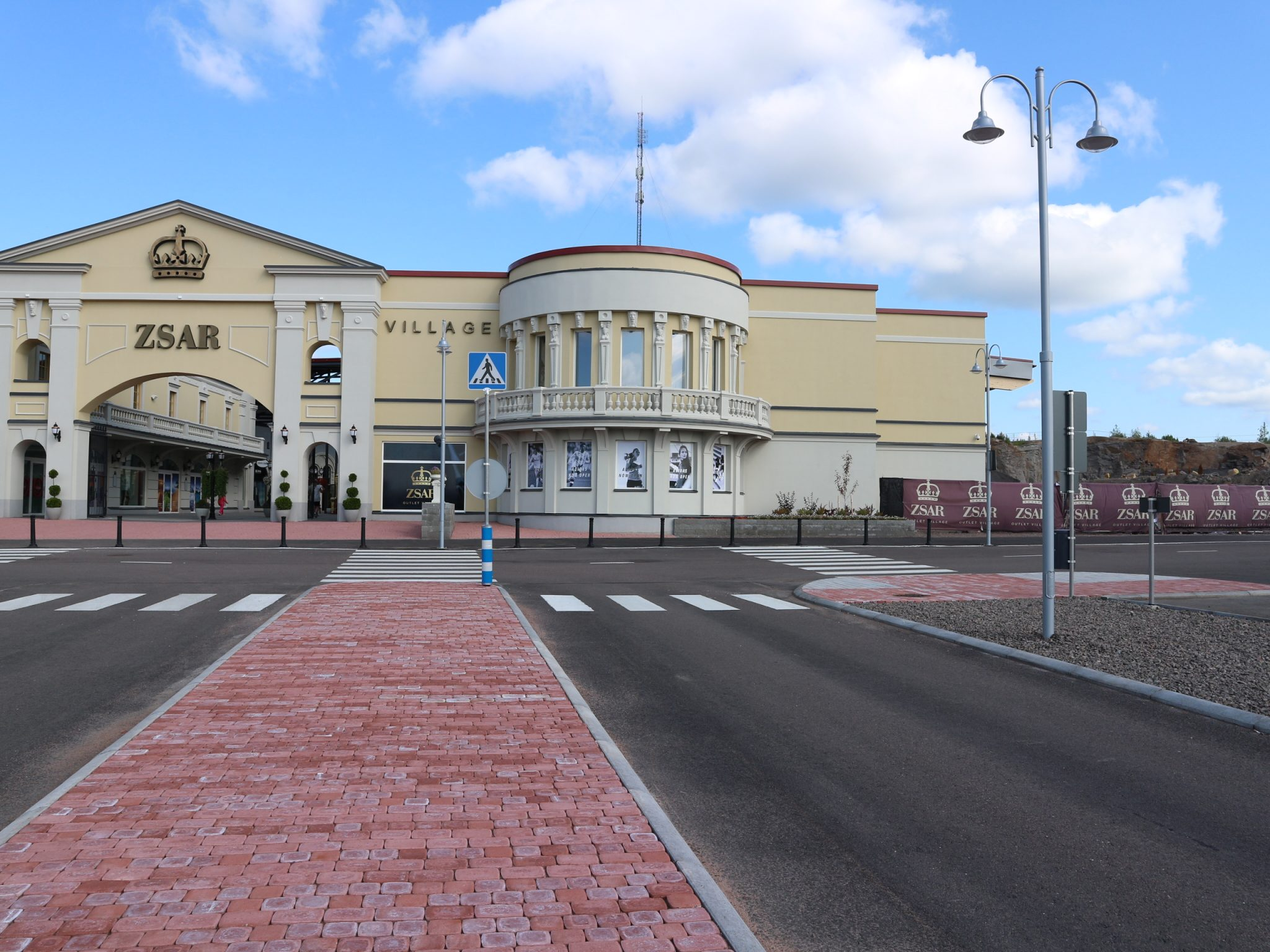 Zsar Outlet village, Vaalimaa