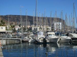 vejret puerto mogan