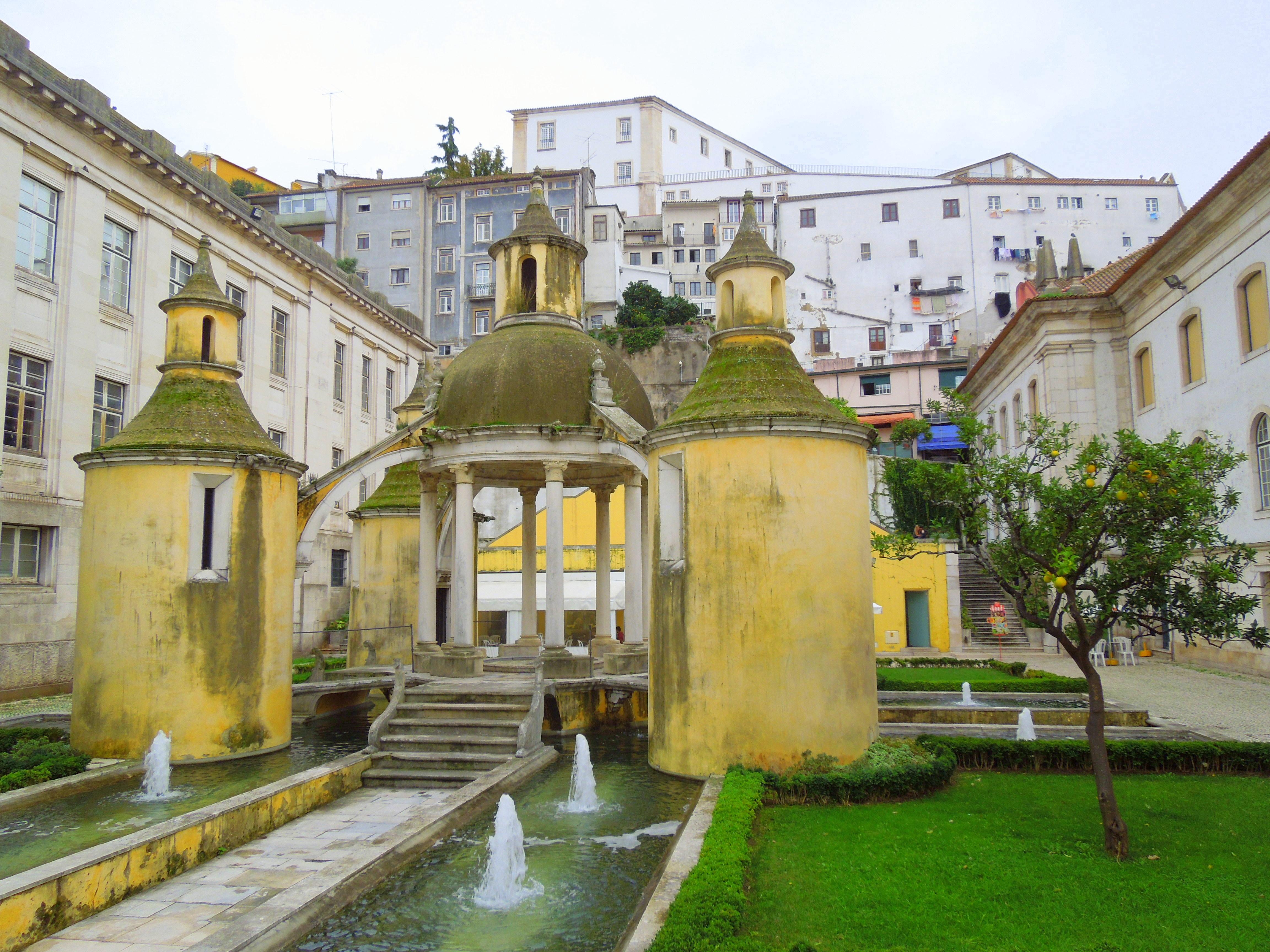 coimbra portugali kokemuksia nähtävyydet
