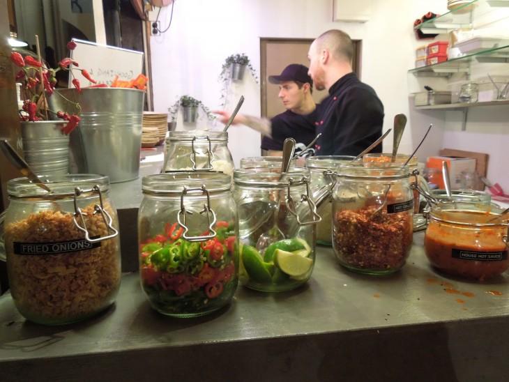 Kimchi Wagon Hietalahden kauppahalli