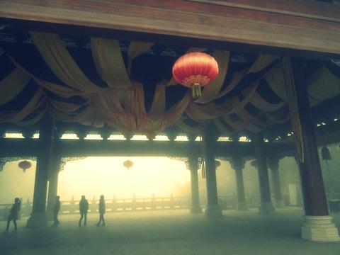 Dazu unesco chongqing kiina kokemuksia